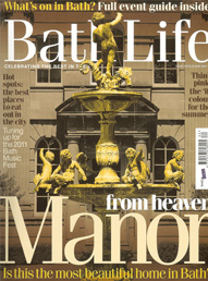 Bath Life Magazine Cover